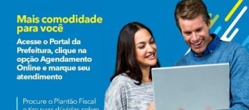 Plantão Fiscal conta com agendamento online