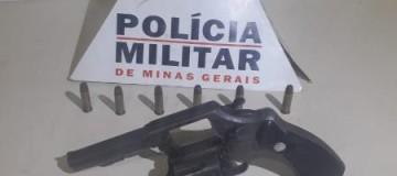 Arma com munições é encontrada em shopping em Uberlândia