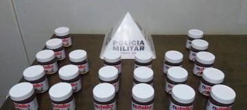 Mulher furta 22 potes de Nutella, confessa que foi a nona vez e que vendia os produtos nas redes sociais