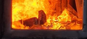Polícia Civil incinera mais de meia tonelada de maconha apreendida em Uberlândia