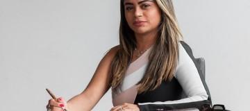 Conheça a empresária Kivia Gomes que atua em lançar brasileiros nos grandes clubes da Europa