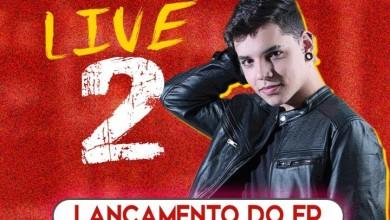 Gui Arantes realiza live neste sábado (7) em Uberlândia