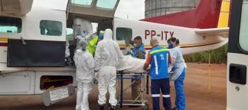 Covid-19: mais três pacientes de Coromandel são transferidos neste domingo para tratamento em Uberlândia e Caratinga