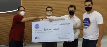 CDL faz doação para aumentar a estrutura de UTIs em Uberlândia
