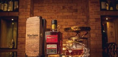 Bebidas finas de qualidade superior - Maclaus